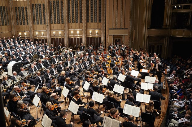 The Cleveland Orchestra / MAHLER, Symphony No. 3 (2015)