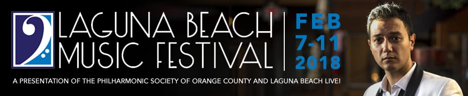2018 Laguna Beach Music Festival