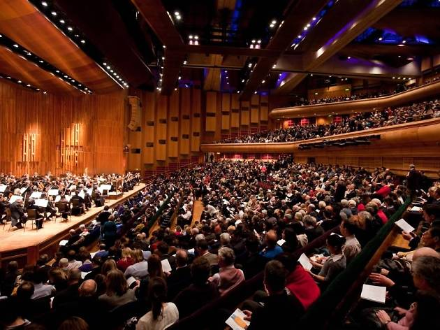 Britten Sinfonia at the Barbican