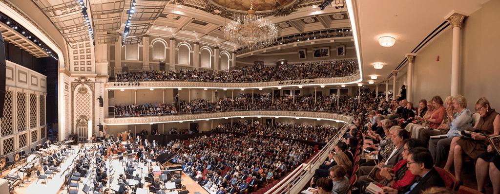 Cincinnati Symphony Orchestra - COVID-19 CANCELLATION